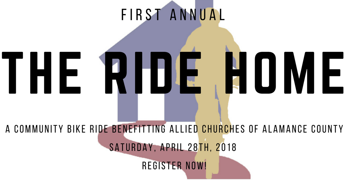 The Ride Home - Register Now!